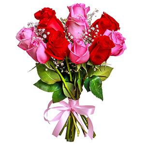 Экспресс букет +30% цветов с доставкой в Сергиевом Посаде